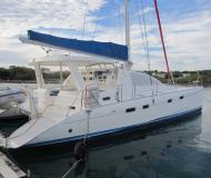 Cat Leopard 43 for rent in True Blue Bay Marina