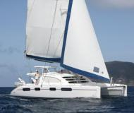 Cat Leopard 46 available for charter in Grand Anse