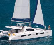 Catamaran Leopard 46 for rent in Castries