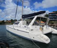 Catamaran Leopard 47 for hire in Ribishi