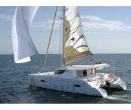 Catamaran Lipari 41 for charter in Trogir
