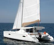 Cat Lipari 41 for rent in Barska Marina