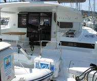 Cat Lipari 41 for hire in Marine Betina