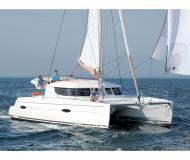 Catamaran Lipari 41 available for charter in Kastela