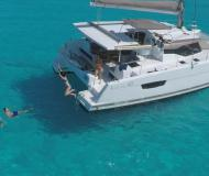 Catamaran Lucia 40 for charter in Red Hook