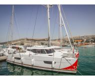 Kat Lucia 40 Yachtcharter in Trogir