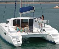 Catamaran Mahe 36 for rent in Portisco