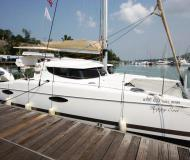 Cat Mahe 36 available for charter in Phuket