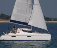 Cat Mahe 36 Evolution for hire in Pointe a Pitre