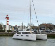 Catamaran Nautitech 40 available for charter in Primosten