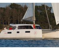 Catamaran Nautitech 40 for rent in Marina Alboran
