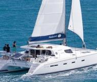 Cat Nautitech 44 for charter in Procida