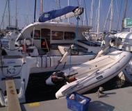 Catamaran Nautitech 47 for rent in Lavrio