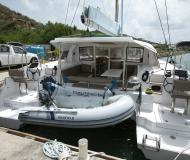 Cat Nautitech Open 40 available for charter in Road Town
