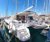 Catamaran Orana 44 for rent in ACI Marina Trogir