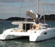 Katamaran Orana 44 Yachtcharter in Netsel Marmaris Marina