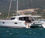 Kat Helia 44 chartern in Netsel Marmaris Marina