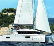Kat Saba 50 Yachtcharter in Marina Red Hook