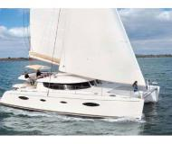 Cat Salina 48 available for charter in Portisco
