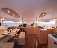 Catamaran Salina 48 for charter in Port Louis Marina