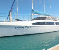 Kat Seawind 1160 Yachtcharter in Marina Abel Point