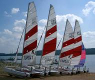 Catamaran for rent in Absberg