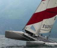 Catamaran Topcat K2 for rent in Brenzone