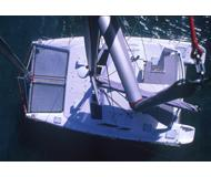 Catamaran Voyage 440 available for charter in Sopers Hole Marina