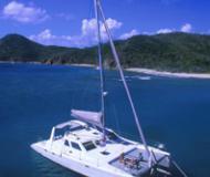 Katamaran Voyage 440 Yachtcharter in Palma