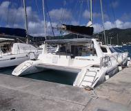 Cat Voyage 44i for rent in Manuel Reef Marina