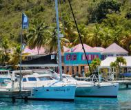 Kat Voyage 520 Yachtcharter in Sopers Hole