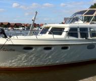 Hausboot Babro Newline 42 Yachtcharter in Yachthafen Wendenschloss