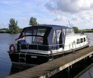 Houseboat Doerak LX 901 OK for rent in Yachtharbour Rechlin
