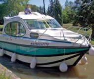 Estivale Duo Houseboat for rent Les Laumes (France)