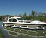 Hausboot Estivale Sixto Prestige Yachtcharter in Marina Saverne
