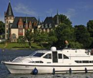 Europa 600 - Houseboat Rentals Fuerstenberg (Germany)