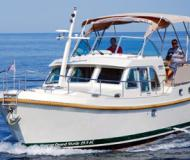 Grand Sturdy 29.9 AC House Boat Charters Croatia