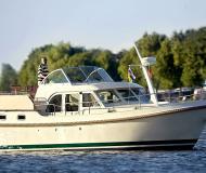 Motorboot Grand Sturdy 29.9 AC Yachtcharter in Stralsund