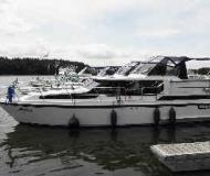 Gruno 35 Houseboat for rent Wesenberg (Germany)