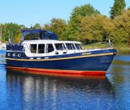 Houseboat Gruno 38 Royal Classic for rent in Toeplitz
