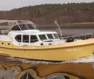 Houseboat Hollandia 40 Classic Deluxe available for charter in Berlin City