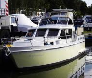 Hausboot Keser-Hollandia 1100 C in Marina Bootscenter Keser chartern