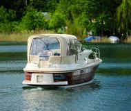 Hausboot Navigator 999 chartern in Waren