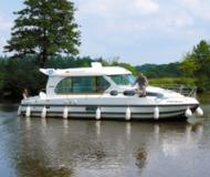 Houseboat Nicols 1000 for rent in Marina Luebz