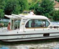 Nicols 1170 - Houseboat Rentals Les Laumes (France)