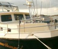 Houseboat Pedro Marin 30 available for charter in Yachthafen Wendenschloss