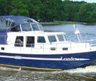 Houseboat Pedro Marin 30 available for charter in Zehdenick