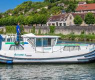 Houseboat Penichette 1020 available for charter in Saint Leger sur Dheune