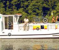 Houseboat Penichette 1106 for hire in Marina Negra