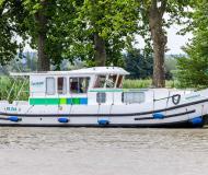 Hausboot Penichette 1120 Yachtcharter in Saint Leger sur Dheune